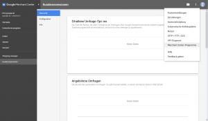 Google Kundenrezensionen aktivieren