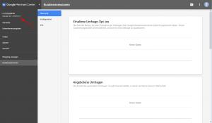 Google Kundenrezensionen Händler ID